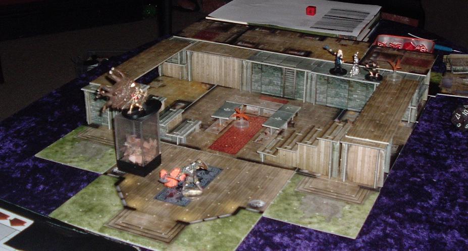Review 3d Dungeon Tiles Harrowing Halls And Desert Of