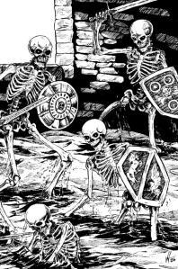 More minions of the Dark Priest