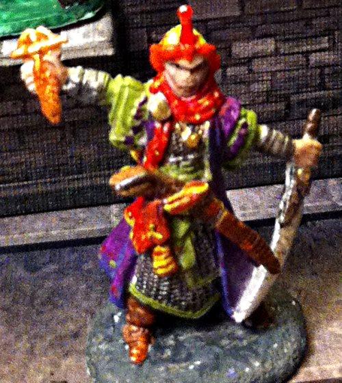 7-10 pathfinder cleric