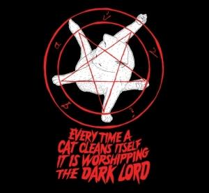 Cat-Pentagram