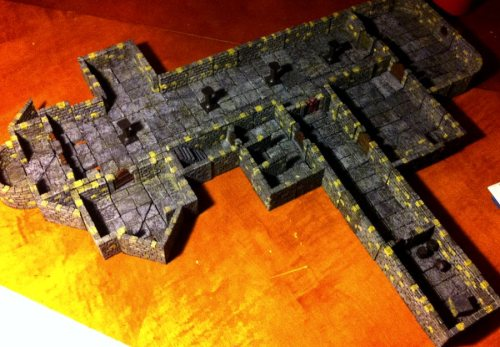 messing 'round with dwarven forge game tiles.