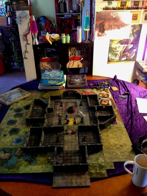The Temple of Elemental Evil Game Night