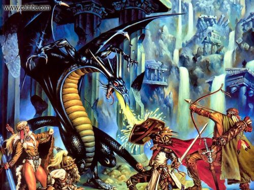 DragonsOfDespair