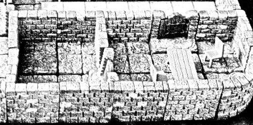 Root Cellar and Furniture Storage