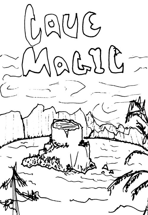 Cave Magic 1-1: Spirit Lake