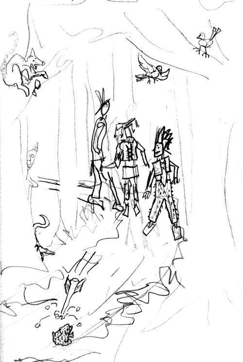 Cave Magic 1-2: Three Friends