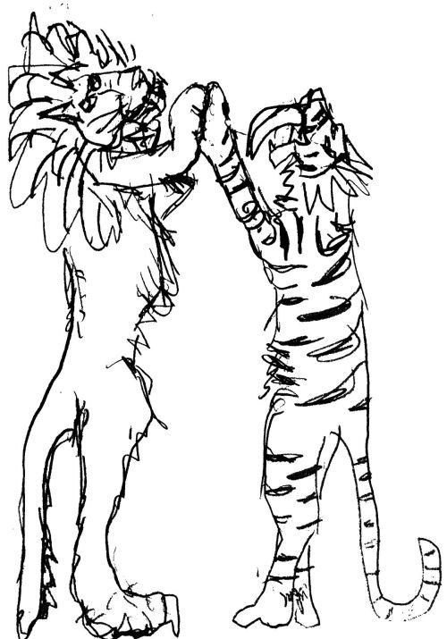 Rampant Cats Redux