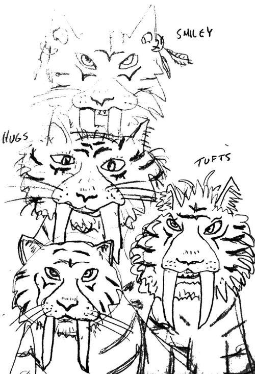 The Big Cats