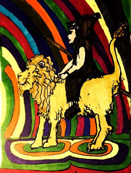 Moktoe Mounted color