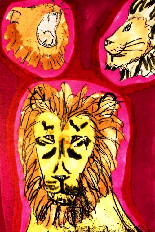 Cave Lion Pride color